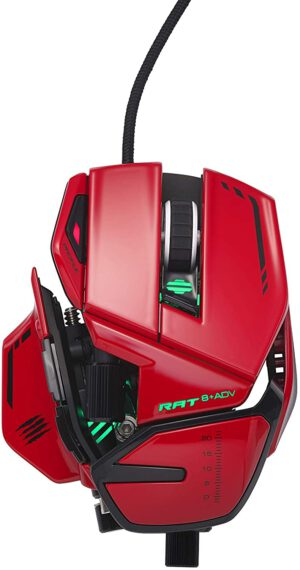 MAD CATZ THE AUTHENTIC R.A.T. 8+ ADV