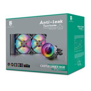 DEEPCOOL CASTLE 240EX RGB-1