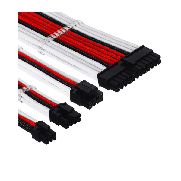 ANT ESPORTS MODPRO EXTENSION CABLE-RED-1
