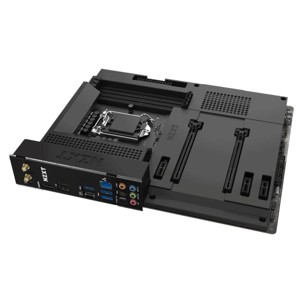 NZXT N7 Z490 BLACK-2