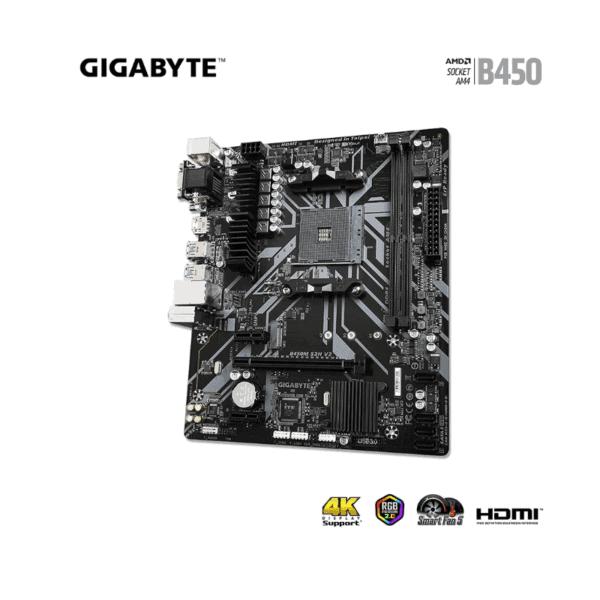 GIGABYTE B450M S2H V2-1