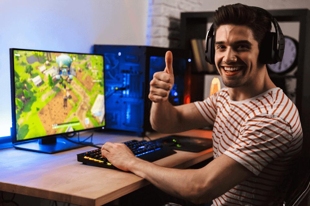 antec gamer thumbs up