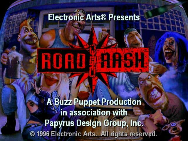 gamer can play roadrash