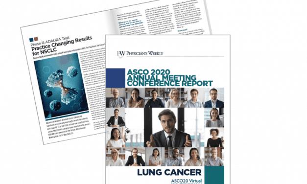 ASCO 2020 Virtual Annual Meeting, Lung Cancer