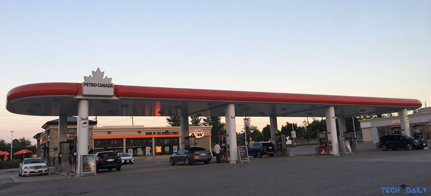 Get Petro Canada Mobility at their gas stations