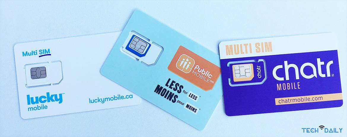 Public Mobile vs Chatr vs Lucky Mobile