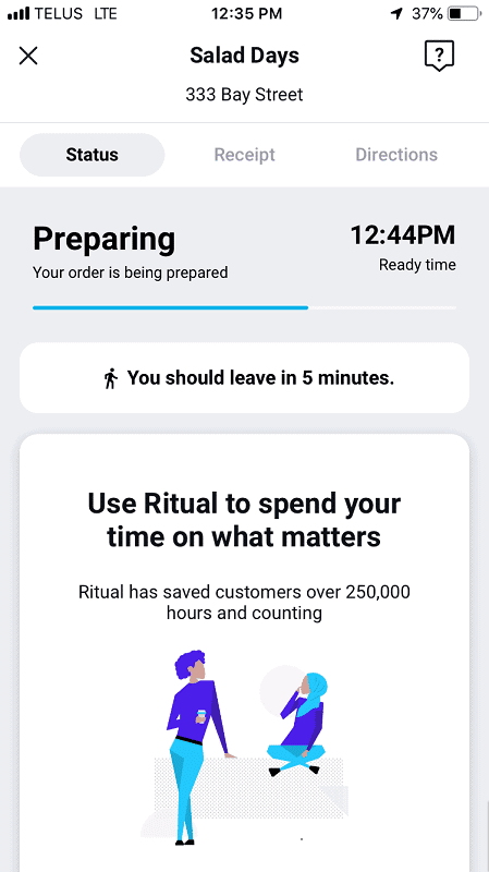 Ritual Leave-In 5 Minutes