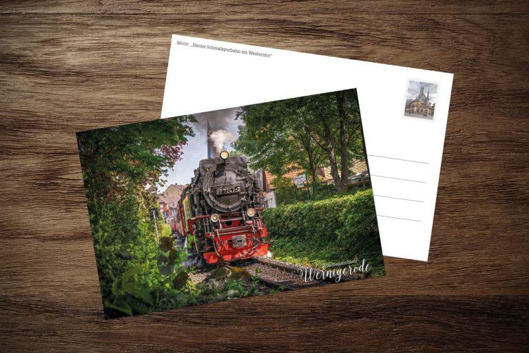 Postkarte HSB Westerntor 2017