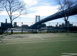 Tennis in New York City
