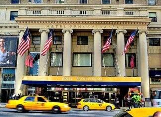 Hotels Near Penn Station NYC