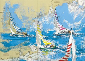 Martin Lawrence Gallery Showcases Nautical Magic of Kerry Hallam