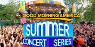 Good Morning America Summer Concert Series