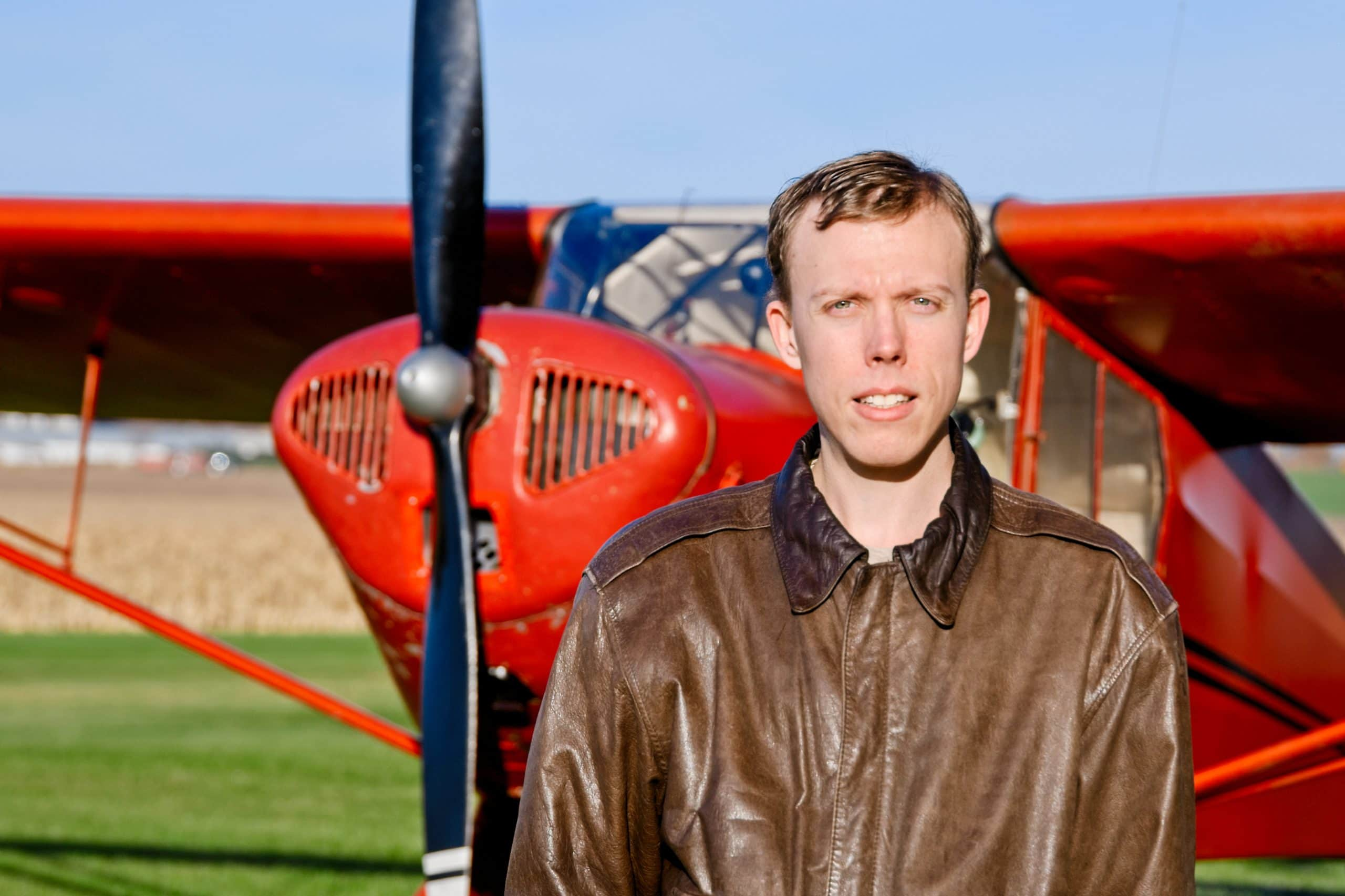 John Chvatal - Web strategist and aviation photographer