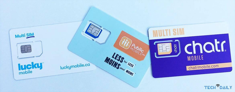 Public Mobile vs Chatr vs Lucky Mobile